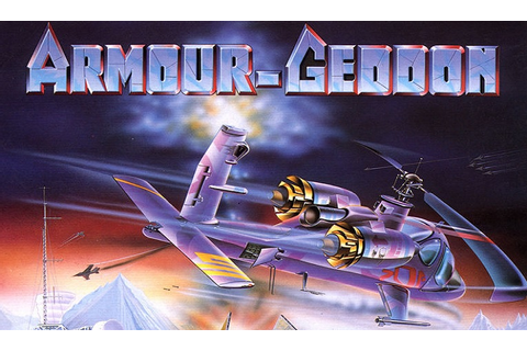 Armour-Geddon: 6 different vehicles to drive & fly in a ...