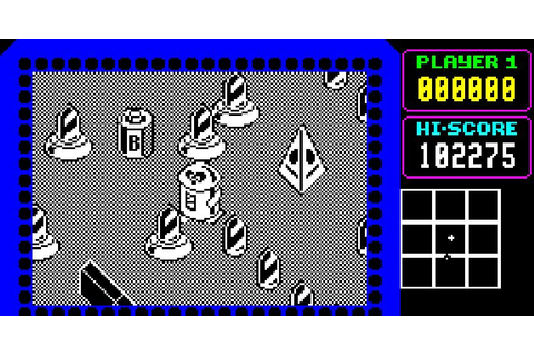Martianoids - ZX Spectrum de Ultimate Play The Game (1987)