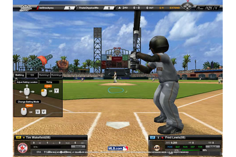 MLB Dugout Heroes - Online Games List