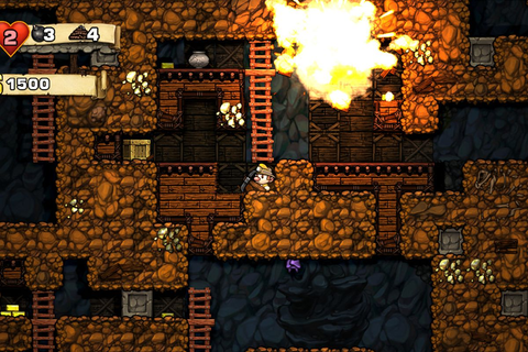 Spelunky XBLA update brings game fixes and tweaks - Polygon