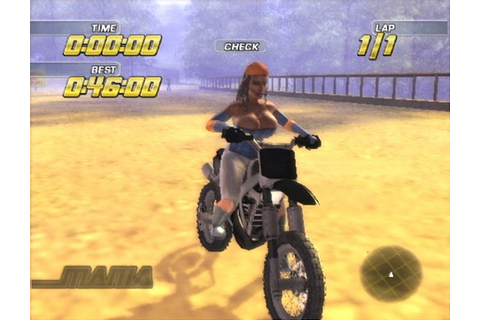 Screens: Motocross Mania 3 - PS2 (21 of 21)