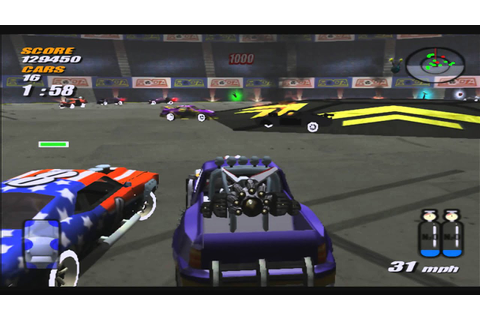 Destruction Derby Arenas: UNEDITED (Avermedia Live Gamer ...