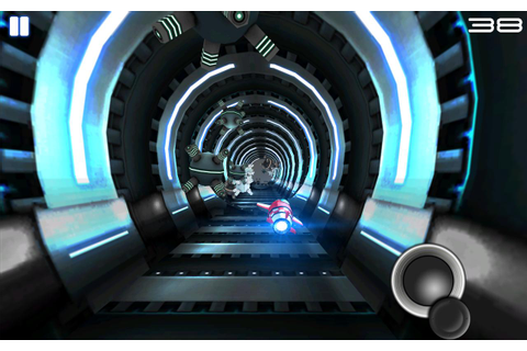 Tunnel Trouble-Space Jet Games - Android Apps on Google Play