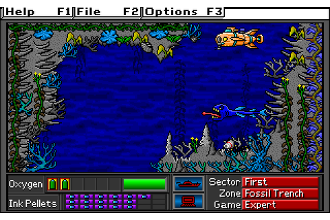 Super Solvers: Operation Neptune (1991 - DOS). Ссылки ...
