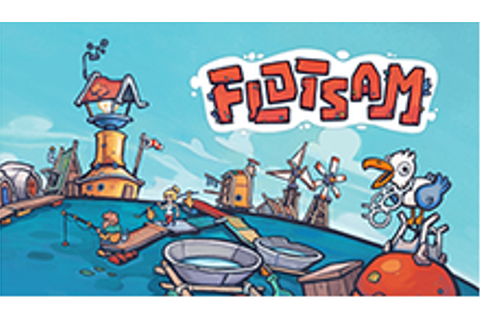 Flotsam (video game) - Wikipedia