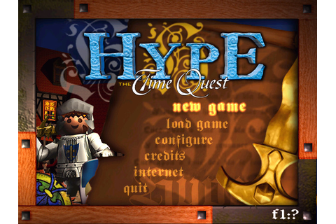 Скриншоты Hype: The Time Quest на Old-Games.RU