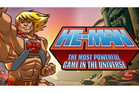 HE-MAN THE MOST POWERFUL GAME IN THE UNIVERSE (MOD GEMAS ...