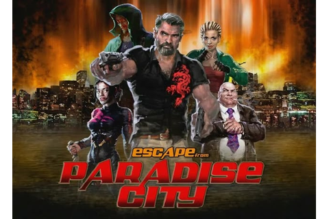 Escape From Paradise City game for PC Free Download | Full ...