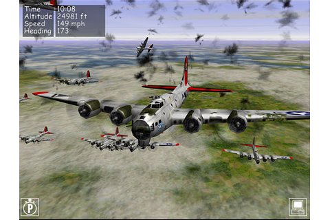 B-17 Bomber Game images