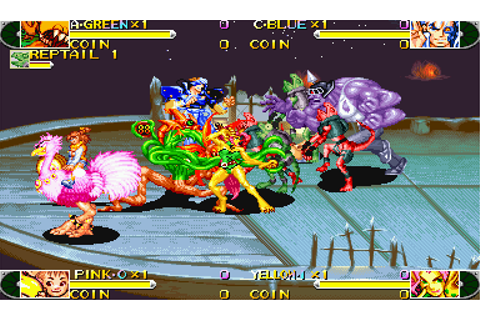 Battle Circuit - Download - ROMs - Capcom Play System 2 (CPS2)