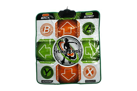 Dance Dance Revolution Universe 3 with Dance Mat Xbox 360 ...