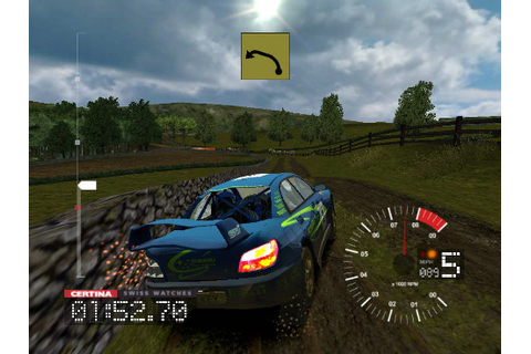 Colin McRae Rally 3 Free Download Full PC Game | Latest ...