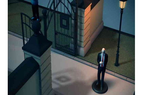 Download Hitman GO Definitive Edition Game For PC Free