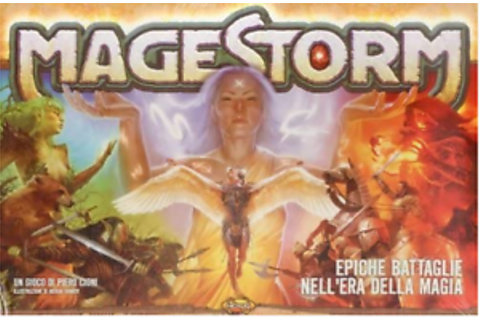 MageStorm: The Age of Magic - Nexus Games Board Game New ...