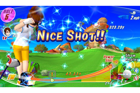 We Love Golf! (Wii) News, Reviews, Trailer & Screenshots