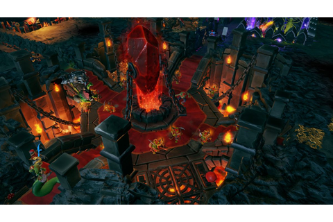 Dungeon Keeper-esque strategy game Dungeons 3 is out now ...