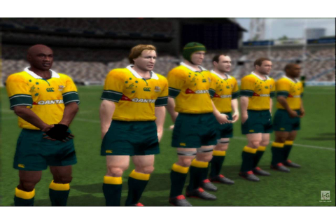 Rugby 2005 PS2 Gameplay HD - YouTube