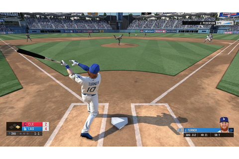 Review: 'R.B.I. Baseball 19' is a really simple video game ...