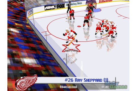 Download NHL 96 | DOS Games Archive