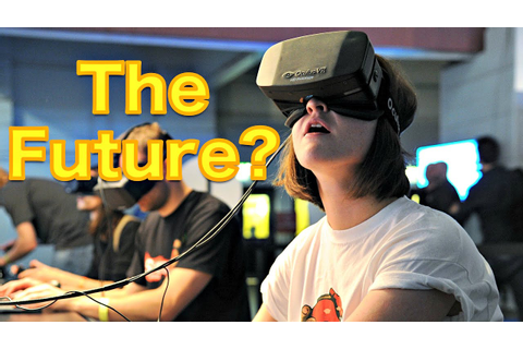 What is the FUTURE of VIDEO GAMES? - YouTube