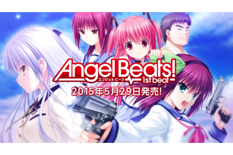 First impressions on Angel Beats! visual novel. What ...