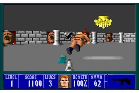 Wolfenstein 3D (DOS) Game Download