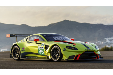 2018 Aston Martin Vantage GTE | Top Speed