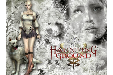 Scared Sheetless: Scary Game Review: Haunting Ground