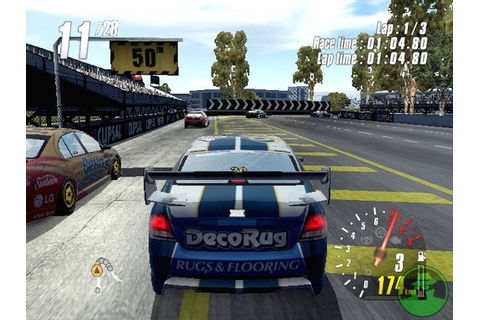 TOCA Race Driver 2 Screenshots, Pictures, Wallpapers ...