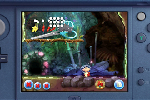 Hey! Pikmin for 3DS is coming this July - Polygon