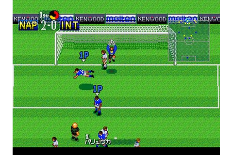 Formation Soccer 95 : Della Serie A sur PC-Engine CD Rom ...