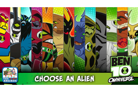Ben 10 Omniverse: Omniverse Collection - Completing Hard ...