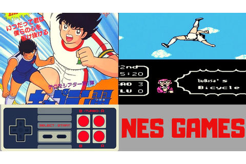 NES Longplay - Captain Tsubasa Vol 2 | Super Striker - YouTube