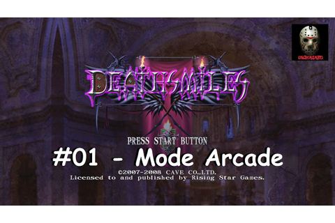 Deathsmiles - Mode Arcade 100% - Xbox 360 - Fr - YouTube