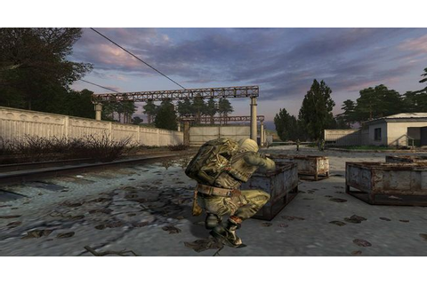 S.T.A.L.K.E.R. Shadow of Chernobyl - Free Download PC Game ...