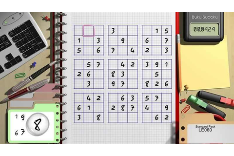 Buku Sudoku Download Free Full Game | Speed-New