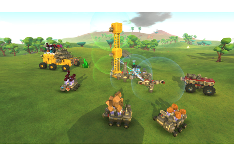TerraTech brings unlimited construction and combat ...