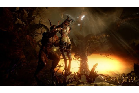 Survival Horror Game Agony is on Kickstarter - GameNews+