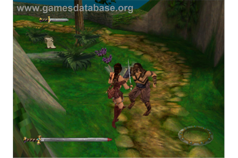 Xena: Warrior Princess - Sony Playstation - Games Database