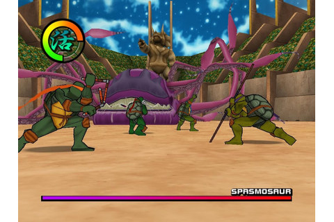 Teenage Mutant Ninja Turtles 2: Battle Nexus - Full ...