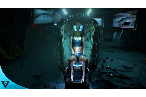 OBSERVER New Cyberpunk Horror Game First DEMO Gameplay ...
