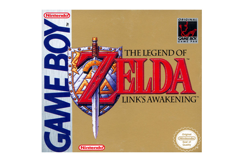 Jeux Vidéo NINTENDO The Legend of Zelda : Link's Awakening ...