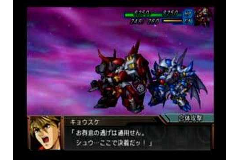 Super Robot Wars Original Generation Gaiden Ending Part 1 ...