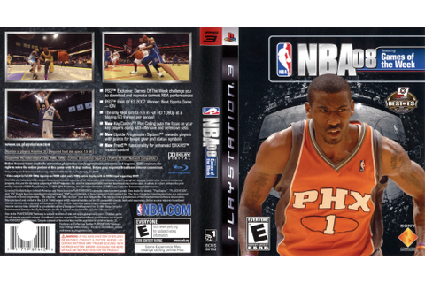NBA 08 Review – DReager1.com