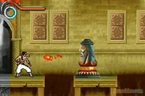 Gameplay Prince of Persia : Les Sables du Temps : Des ...