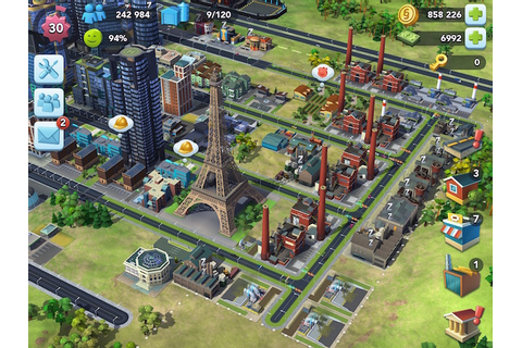 SimCity BuildIt Receives Paris Town Content Update – Adweek