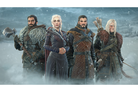Game of Thrones: Beyond the Wall is a strategy RPG for ...