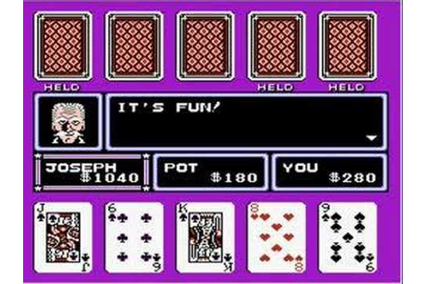 NES Game Review: Casino Kid - YouTube