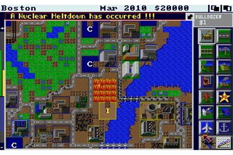 SimCity (Amiga) Game Download