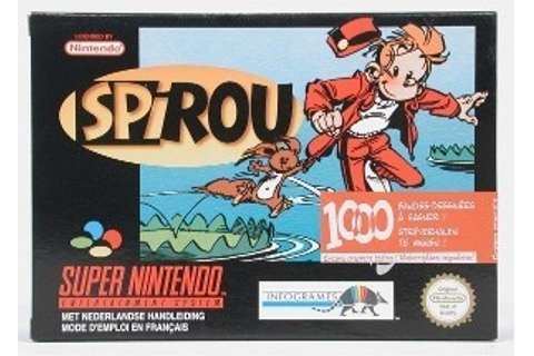 Spirou (video game) - Wikipedia